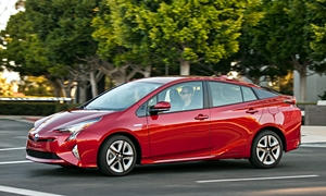 2016 - 2018 Toyota Prius Reliability by Generation