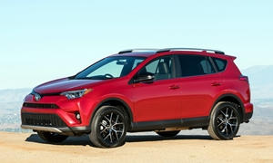2016 - 2017 Toyota RAV4 Reliability by Generation