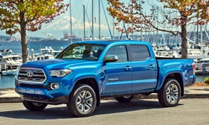 2016 - 2017 Toyota Tacoma Reliability by Generation
