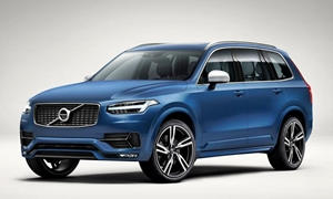 2016 - 2017 Volvo XC90 Reliability by Generation