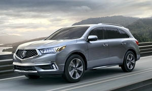 Acura MDX vs. Infiniti QX MPG: Real-world fuel economy data at ...
