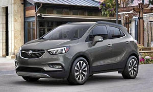 SUV Models at TrueDelta: 2020 Buick Encore exterior