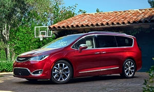 2017 - 2018 Chrysler Pacifica Reliability by Generation