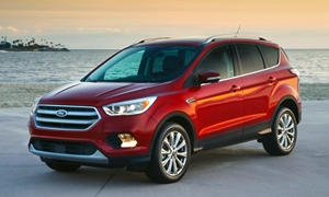 Ford Escape vs. Ford Edge MPG