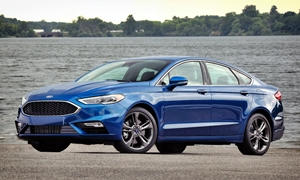 2013 - 2017 Ford Fusion Reliability by Generation