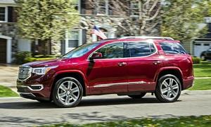 Acura MDX vs. GMC Acadia MPG