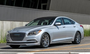 2017 Genesis G80 Luxury Mid-size Sedan