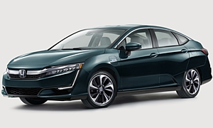 Honda Models at TrueDelta: 2019 Honda Clarity exterior