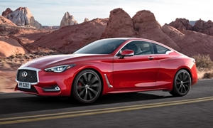 Coupe Models at TrueDelta: 2019 Infiniti Q60 exterior