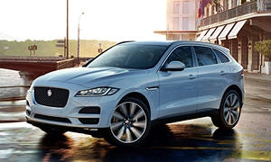 Jaguar Models at TrueDelta: 2017 Jaguar F-Pace exterior