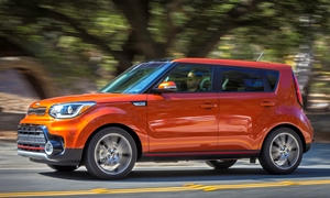 Scion xB vs. Kia Soul MPG