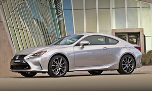 Coupe Models at TrueDelta: 2019 Lexus RC exterior