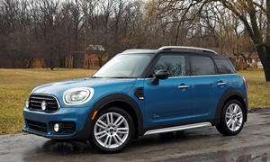 SUV Models at TrueDelta: 2020 Mini Countryman exterior