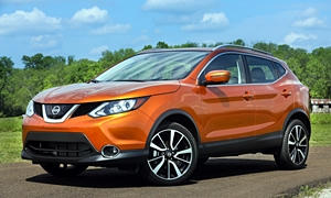 SUV Models at TrueDelta: 2019 Nissan Rogue Sport exterior