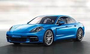 Hatch Models at TrueDelta: 2018 Porsche Panamera exterior