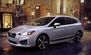 2017 - 2018 Subaru Impreza Reliability by Generation