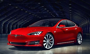 Tesla Models at TrueDelta: 2017 Tesla Model S exterior