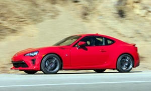 Toyota 86 Features