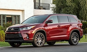 Mitsubishi Outlander vs. Toyota Highlander MPG