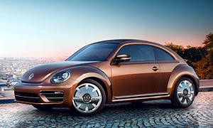 Convertible Models at TrueDelta: 2019 Volkswagen Beetle exterior