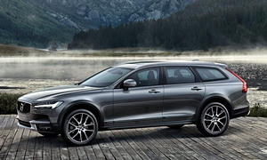 Volvo Models at TrueDelta: 2017 Volvo V90 Cross Country exterior