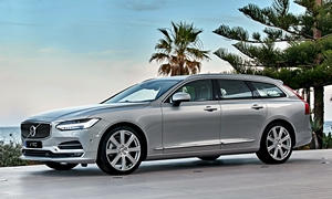 Wagon Models at TrueDelta: 2018 Volvo V90 exterior