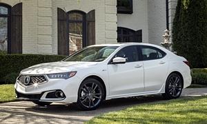 Acura TLX MPG Realworld Fuel Economy Data At TrueDelta - 2015 acura tlx mpg