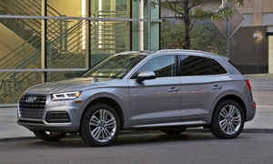 2018 Audi Q5 Reliability by Generation