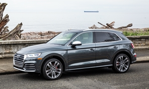 SUV Models at TrueDelta: 2020 Audi SQ5 exterior