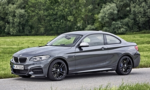 Coupe Models at TrueDelta: 2020 BMW 2-Series exterior