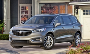 SUV Models at TrueDelta: 2020 Buick Enclave exterior