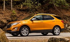 Chevrolet Equinox Mpg Real World Fuel Economy Data At Truedelta