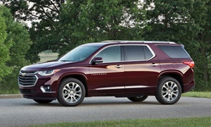 SUV Models at TrueDelta: 2020 Chevrolet Traverse exterior
