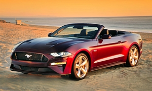 Coupe Models at TrueDelta: 2020 Ford Mustang exterior
