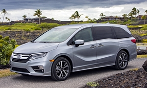 2018 Honda Odyssey Reliability By Generation