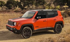 2015 - 2018 Jeep Renegade Reliability by Generation