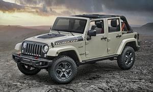 Jeep Wrangler Mpg