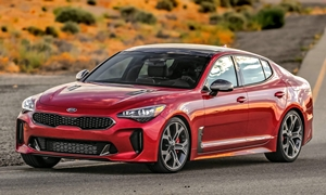 Hatch Models at TrueDelta: 2018 Kia Stinger exterior