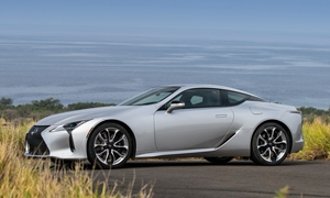 Coupe Models at TrueDelta: 2020 Lexus LC exterior