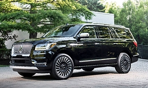 SUV Models at TrueDelta: 2020 Lincoln Navigator exterior