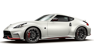 Convertible Models at TrueDelta: 2019 Nissan 370Z exterior