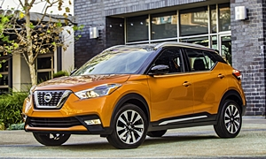 SUV Models at TrueDelta: 2019 Nissan Kicks exterior