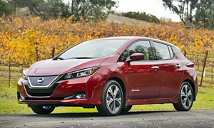 Hatch Models at TrueDelta: 2018 Nissan LEAF exterior