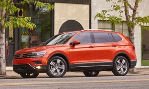 2018 Volkswagen Tiguan exterior 3 volkswagen tiguan electrical problems and repair descriptions at  at bakdesigns.co
