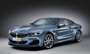 Coupe Models at TrueDelta: 2020 BMW 8-Series exterior