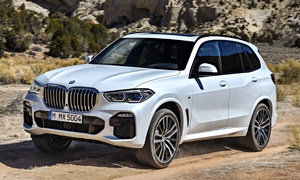 SUV Models at TrueDelta: 2020 BMW X5 exterior