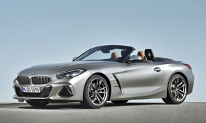 Convertible Models at TrueDelta: 2020 BMW Z4 exterior
