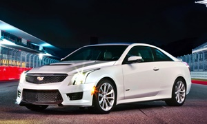 Coupe Models at TrueDelta: 2019 Cadillac ATS exterior