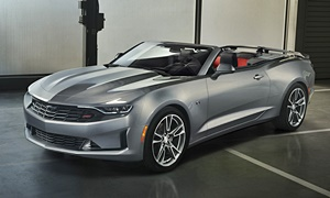 Coupe Models at TrueDelta: 2019 Chevrolet Camaro exterior
