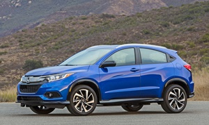 SUV Models at TrueDelta: 2019 Honda HR-V exterior